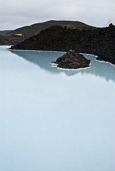 Blue Lagoon, Reykjavik, Iceland. @thecoveteur