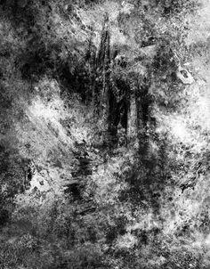 traces, digital painting, Katia Wladimiroff