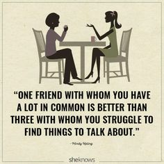 Quality, not quantity is what counts in friends! 30 spot on quotes about friendship to share with your BFF