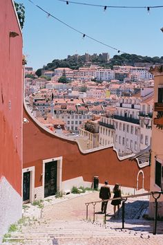 """travelsofabrokegirl: """" Lisbon, Portugal My favorite city in the world. Portugal Travel, Spain And Portugal, Spain Travel, Funchal, Algarve, Portuguese Culture, Austria Travel, Ireland Vacation, Beautiful Places To Visit"""