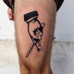 #witchwoodtattoo #tattoos #ink #tatuajes | caferacerpasion.com