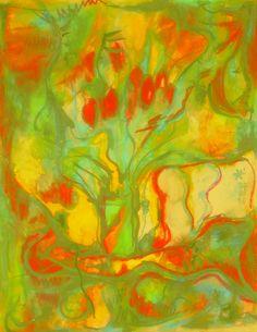 https://flic.kr/p/DBcTHq | Aquarell - Watercolors | Tulpen