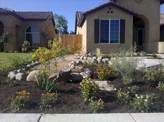 desert landscaping ideas | ... 2009 Terra Divina - Ecological Landscape Design. All rights reserved