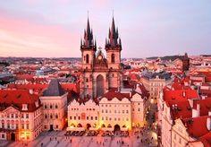 Schönes Designhotel am Rand der prächtigen Altstadt Prags, inkl. Frühstück und einer Flasche Wein