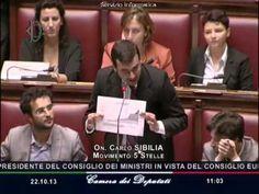 Carlo SIbilia distrugge Letta (video)