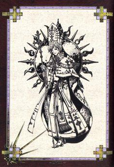 Trinity Blood - Alessandro XVIII
