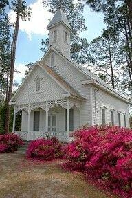 Take Me Down To The Little White Church