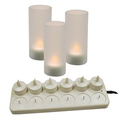 Update International LED Candle (Set of 12)