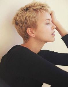 I'm letting my boyfriend give me this haircut and I'm super excited :D