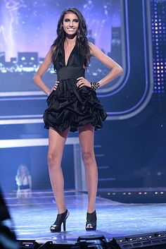 Edmond Newton's Black Sleeveless Halter Dress || Now available at Macy's