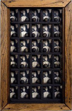 Joseph Cornell, Untitled (Medici Box), 1950