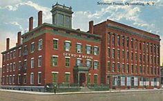 Seymour House, Ogdensburg, New York early 1900s