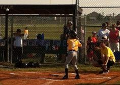 Please Vote for my Son in this Baseball Photo Contest - YMCA of Fort Worth