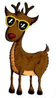 http://th09.deviantart.net/fs31/200H/f/2008/201/e/f/Colored_Reindeer_by_Arachnea1.jpg