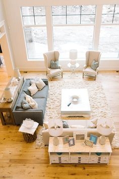 Living Room Layout #LivingRoomLayout Four Chairs Furniture.