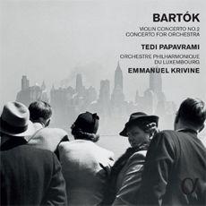 [알라딘][수입] 바르톡 : 바이올린 협주곡 2번, 오케스트라를 위한 협주곡