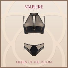 Valisere - QUEEN OF THE MOON #Valisere #Lingerie #Dessous #sexy #Unterwaesche