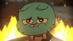 The Amazing World of Gumball - The Ex Cartoon Memes, Cartoon Icons, Cartoon Drawings, Cartoon Art, Cartoon Characters, Cartoons, Shimmer And Shine Characters, World Of Gumball, Cartoon Profile Pictures