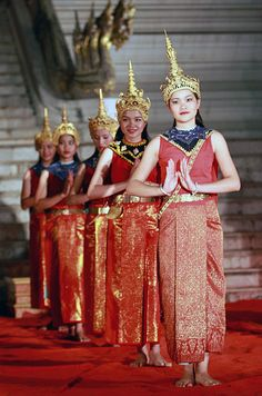 Lao's tradition - Louangphabang, Louangphabang http://viaggi.asiatica.com/