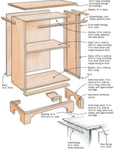 1000+ images about Bookcase on Pinterest | Cherry bookcase ...