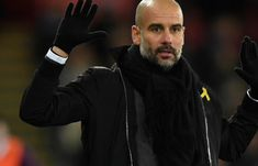 Should Pep #Guardiola be suspended for wearing a yellow ribbon in solidarity with #Catalan independence?  (Pic: Getty)