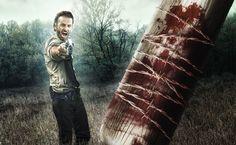 This Walking Dead Season 6 FAN Trailer Has Everyone Talking! Fan Art by Justin Matkowski