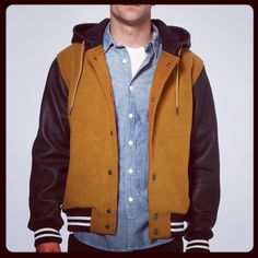 Varsity jacket: Marc by Marc Jacobs. See other new arrivals this week at: http://mr-p.co/Ceev2F