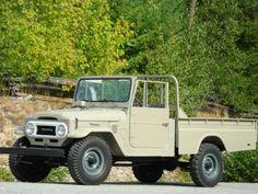 1978 Toyota FJ45 Land Cruiser Truck