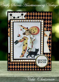 This art that makes me happy: A little Halloween Hocus Pocus and a Giveaway!