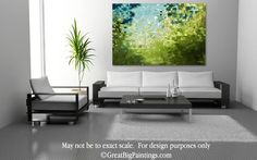 Limited Edition- Beginnings. Large Abstract Art