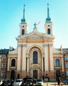 Plac Krasińskich in Warszawa, Województwo mazowieckie