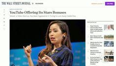 #YouTube les aumenta el sueldo a sus estrellas antes que se las roben #Vessel trata de robar las estrellas a #YouTube  Se va consolidando el nuevo perfil del entretenimiento online: YouTube, Vine, Netflix y la competencia que asecha