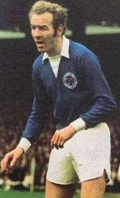 Alan Woollett Leicester City 1973