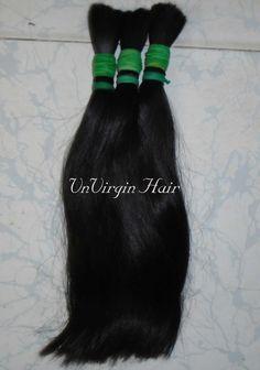 DOUBLE DRAWN  HAIR 16 INCH