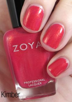 Kimber by #Zoya. From the Summer 2012 Surf collection.