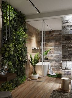 20 modern master bathrooms that are connected to nature Home design and . - 20 modern master bathrooms that are connected to nature Home design and interior – # - Natural Bathroom, Modern Master Bathroom, Master Bathrooms, Gold Bathroom, Bathroom Mirrors, Bathroom Vinyl, Bathroom Cabinets, Minimal Bathroom, Dream Bathrooms
