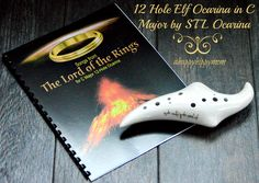 I was offered to review the 12 Hole Elf Ocarina in C Major by STL Ocarina. Ocarinas make affordable instruments for musicians of all ages and great collector's items!