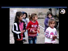 Asker ve polisimiz çatışma bölgelerindeki Kürt çocuklarına kıyafet dağıt...
