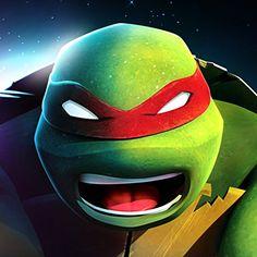 Teenage Mutant Ninja Turtles: Legends by Ludia Inc. #mutant #ninja #turtles #apps #superhero