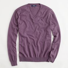 Factory cotton-cashmere V-neck sweater - $34.50