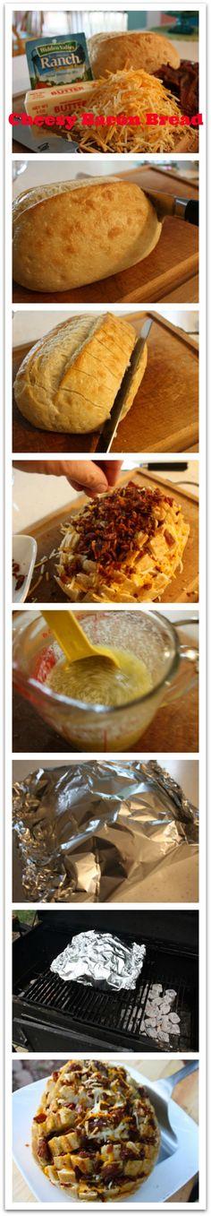 Bacon Cheddar Bread Ultimate Collage1