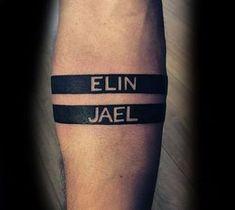 Resultado de imagen para brazaletes tatuajes para hombres #tattoosformenideas