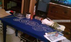 Doctor who Gallifrey table diy
