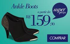 Loja de Calçados e Moda Online. Pague em até 10x! #Love #DiadosNamorados