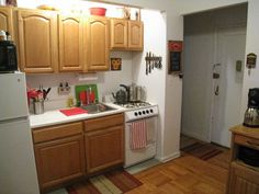 Best Single Wall Kitchen Layout In Home Design Ideas With Single Prepossessing One Wall Kitchen Designs Photos Decorating Design