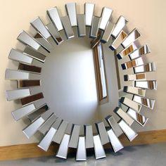 Mirrors 2 home wall mirrors uk, mirror panels, round wall mirror, round mir Wall Mirrors Uk, Mirror Panels, Mirrors For Sale, Round Wall Mirror, Mirror Art, Floor Mirror, Round Mirrors, Art Deco Spiegel, Spiegel Design