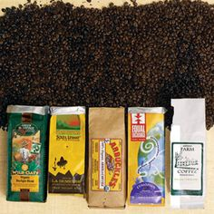 Next time you grab a cup of Joe, choose organic. You'll get great coffee and benefit the environment, too. Organic Coffee Beans, Buy Coffee Beans, Expensive Coffee, Artisan Chocolate, Coffee Is Life, Fresh Coffee, Coffee Cafe, Organic Recipes, Brewing