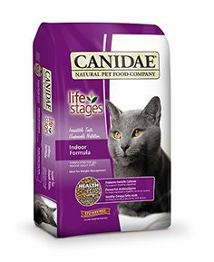 CANIDAE All Life Stages Indoor Adult Cat Food Made With Chicken Turkey Lamb  Fish Meals 8 lbs *** Details can be found by clicking on the image.