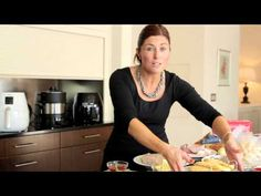 Perfect roast chicken, hot chips and yum cha cooked with the Philips Airfryer - YouTube