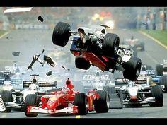 Worst Crashes in Formula 1 history   F1   Formula 1   2016 Formula 1    ...